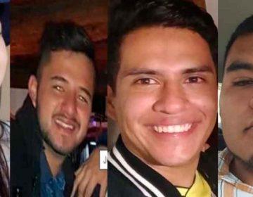 Detienen a líder y a su banda responsables del asesinato de universitarios