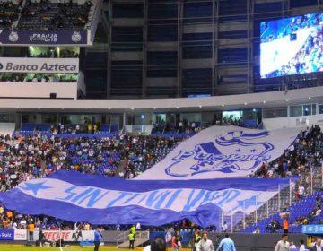 El Puebla jugará con estadio vacío por temor al Covid