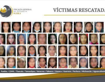 Habría mujeres de Aguascalientes en red de explotación sexual desarticulada en Puebla
