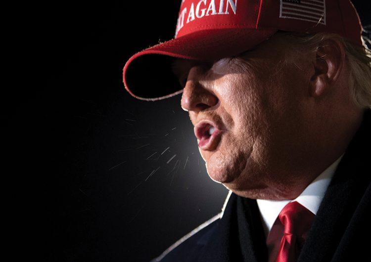 El desafío estadounidense: sobrevivir al sendero de Trump