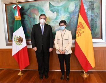 """España no presentará disculpas a México por la conquista e insiste en una relación """"mirando al futuro"""""""