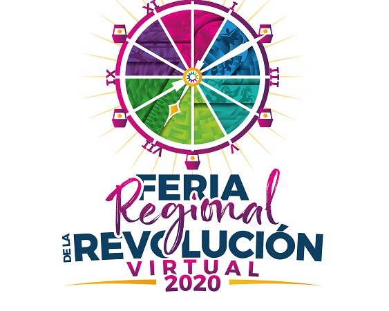 Realizarán Feria de la Revolución de forma virtual en Pabellón de Arteaga