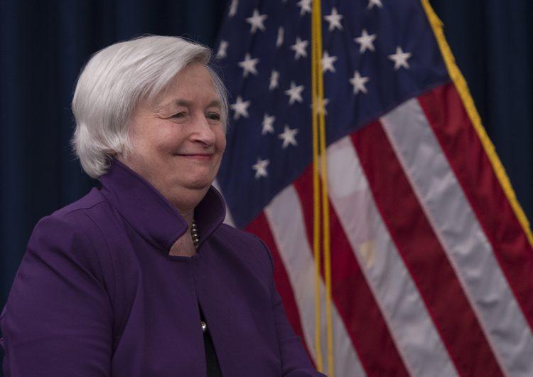 Biden nomina a Janet Yellen para dirigir el Tesoro de EU
