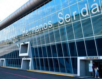 Gobierno de Puebla analiza sustituir a Interjet