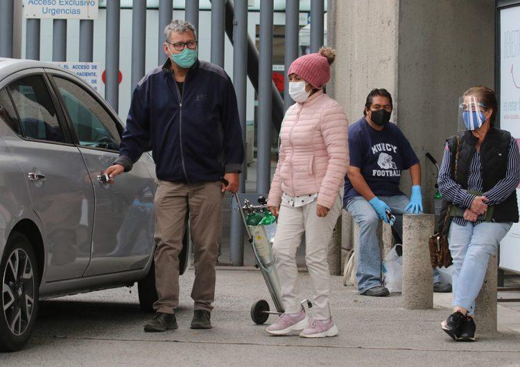 México presenta 165 muertes más por COVID-19; la cifra total llega a 99,026