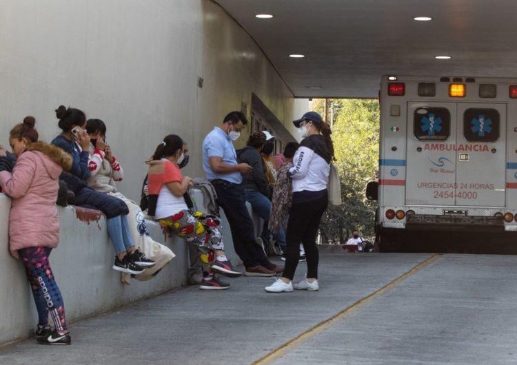 México presenta 645 muertes más por COVID-19; ya son 104,242 en total
