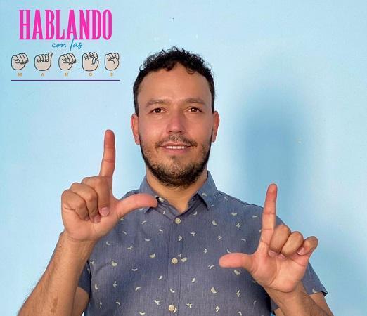 Genera DIF de Calvillo programa de lenguaje de señas para personas sordas