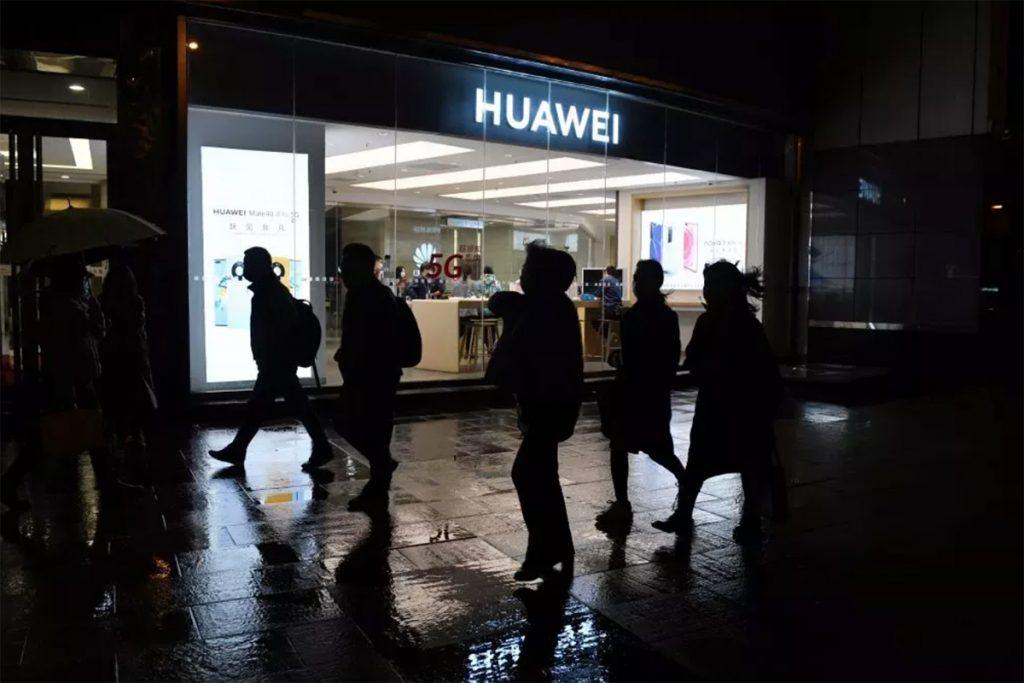 El Reino Unido prohibirá la instalación del equipo 5G de Huawei, Cloud Pocket 365