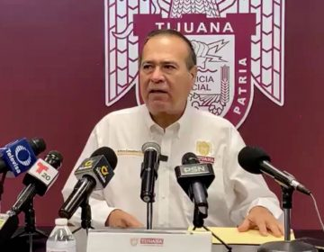 Ayón podría dejar la Secretaría de Seguridad en Tijuana para irse al gobierno federal