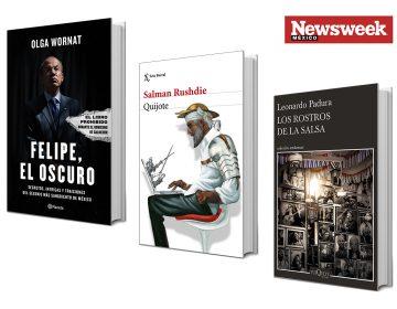 Tres libros: Wornat, Rushdie, Padura…