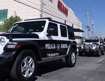 Mil 800 policías a las calles por el Buen Fin