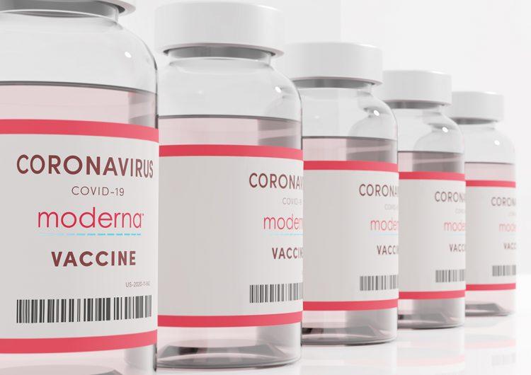 Moderna solicitará autorización de emergencia para su vacuna de COVID-19 en EU y Europa