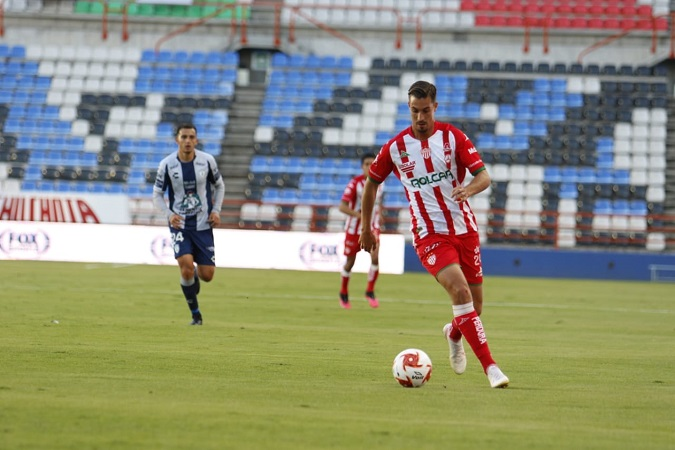 Con gol de último minuto, Necaxa vence a Pachuca