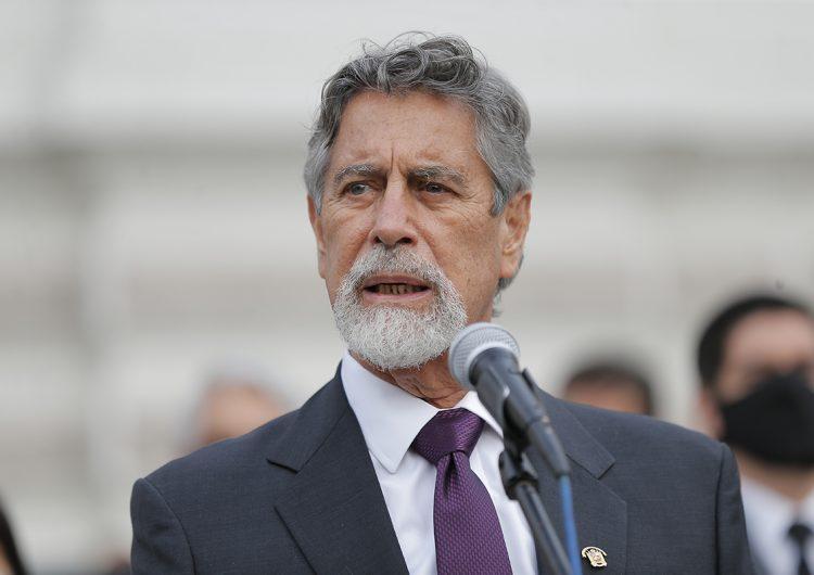 Perú: tres presidentes en una semana