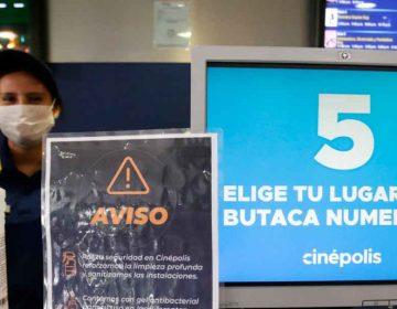 Reabren los cines, Puebla fue el último estado en permitirlo