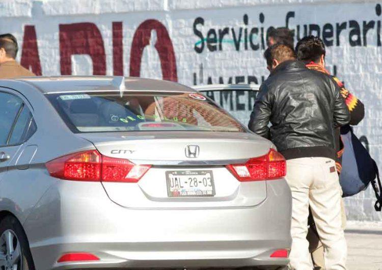 Taxis pirata invaden Puebla