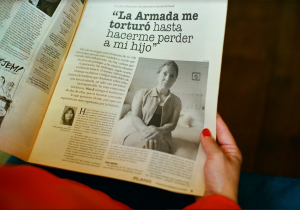 Secuelas de la tortura política chilena en el cuerpo de una mujer
