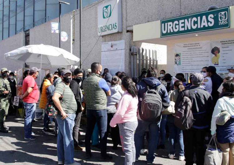 Vuelve a crecer el número de contagios covid en Puebla