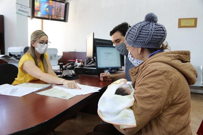 Cerrará temporalmente oficina central del Registro Civil de Aguascalientes; sólo se atenderán casos urgentes