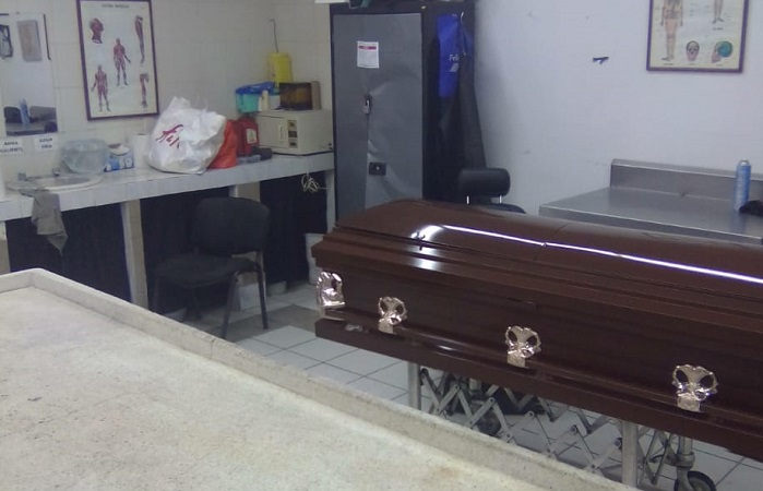 Suspende Guardia Sanitaria a funeraria Tamayo por incumplir medidas sanitarias