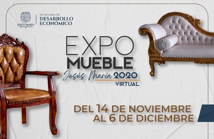 Habrá Expo Muebles Virtual en Jesús María