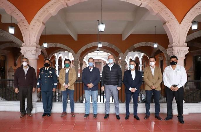 Ampliará IMSS capacidad hospitalaria para pacientes de Covid-19 en Aguascalientes