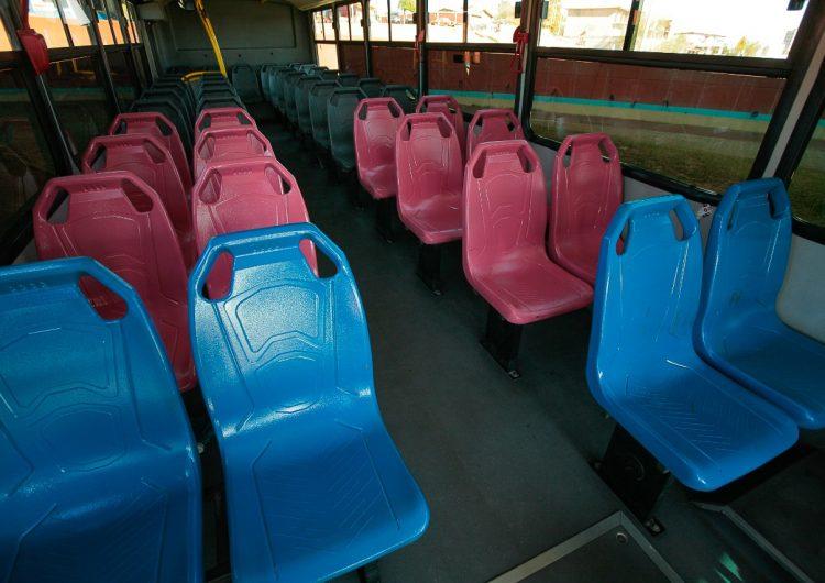 Anuncian programa de transporte público seguro para mujeres en Mexicali