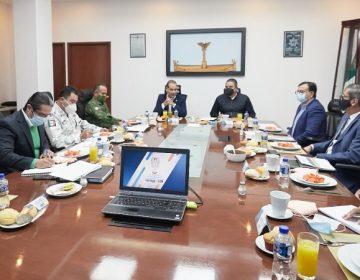 Militares saldrán a las calles de Aguascalientes a fomentar uso del cubrebocas