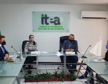 Realiza ITEA segunda verificación censal a sujetos obligados en materia de transparencia