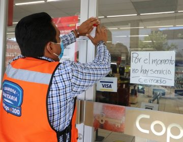 Sanciona Guardia Sanitaria a 25 comercios del sur de Aguascalientes por no cerrar