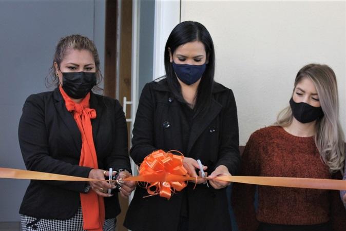 Inauguran el Centro de Desarrollo Municipal para las Mujeres de Jesús María