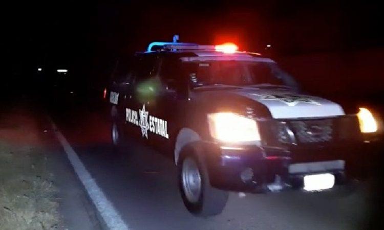 Detiene Policía Estatal a tres presuntos implicados en ejecuciones de la Col. Cumbres