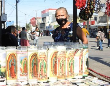 Piden evitar eventos masivos en Tijuana por Día de la Virgen de Guadalupe
