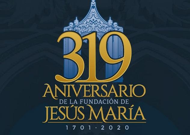 Celebrará Jesús María 319 años de su fundación el 1° de diciembre