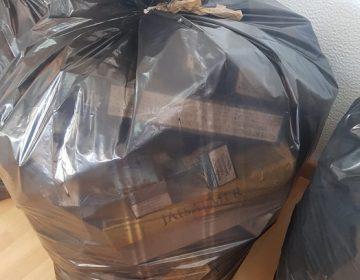 Destruye ISSEA más de 243 mil cigarros 'pirata' en Aguascalientes