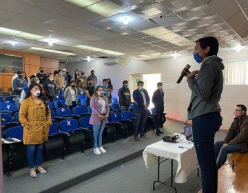 """Brindan apoyo emocional a participantes del programa """"Enchúlame la Cuadra"""" en Jesús María"""