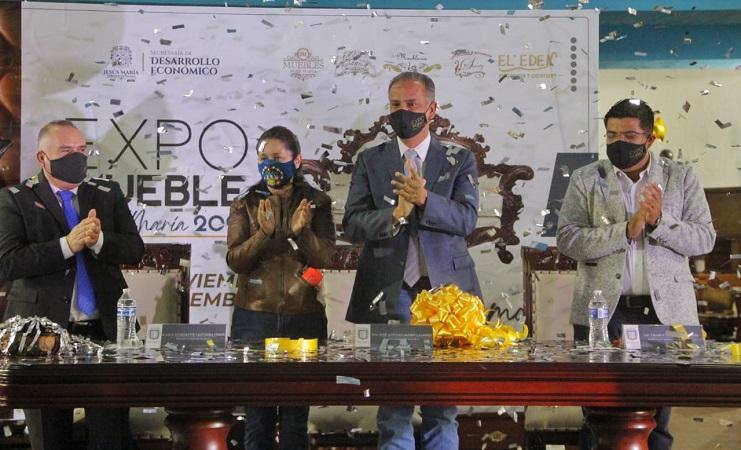 Inició la Expo Muebles 2020 en Jesús María