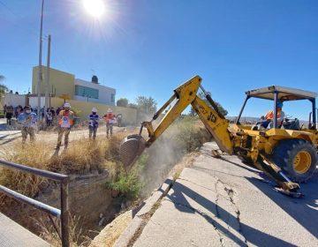 Inician construcción de paso pluvial en calle Santa Rosa de Lima en Jesús María