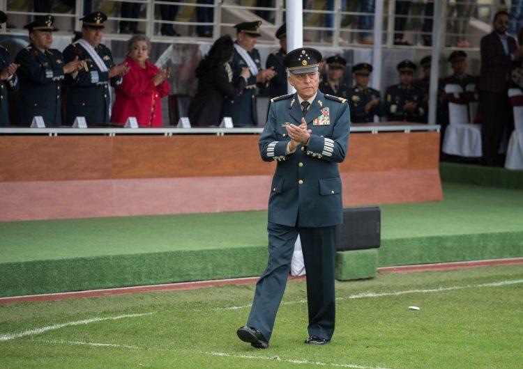El exsecretario de Defensa, Salvador Cienfuegos, se declara no culpable de narcotráfico