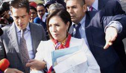 Rosario Robles ya no protegerá a Peña y Osorio Chong…