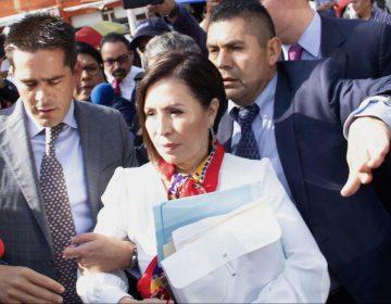 Rosario Robles ya no protegerá a Peña y Osorio Chong y colaborará con la FGR
