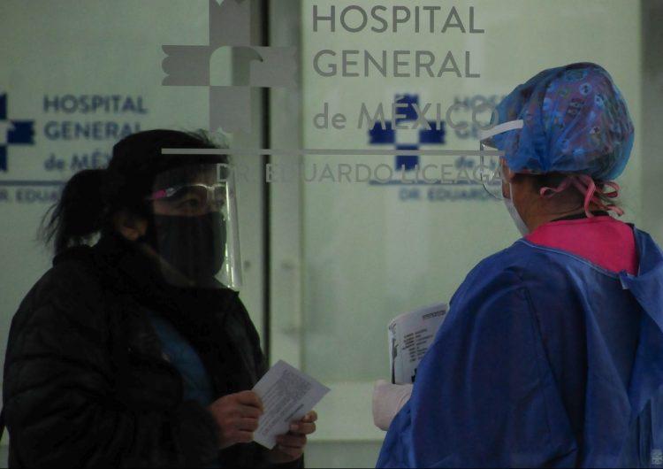 México acumula 3,919 casos de COVID-19 y 502 muertes