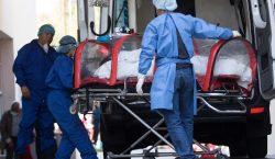 México supera las 100 mil muertes por COVID-19
