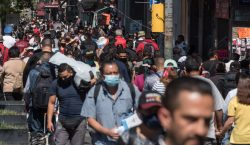 México presenta hoy cifra inédita: 12,081 nuevos contagios de COVID-19