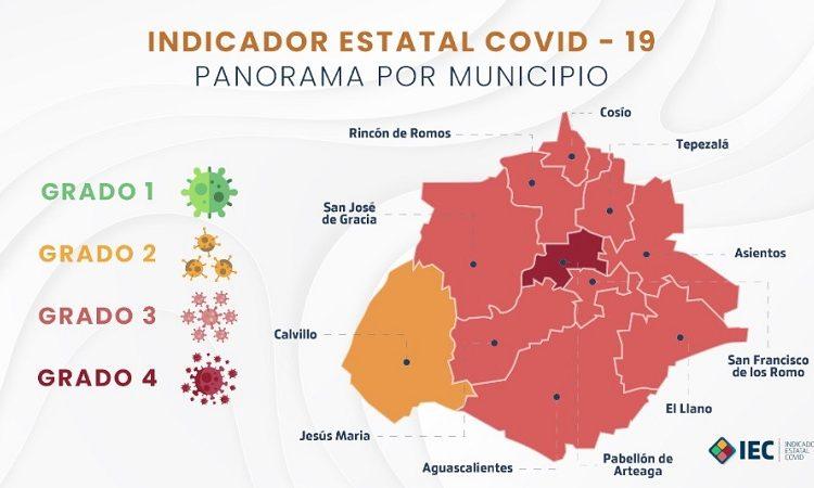 Hoy inicia el Indicador Estatal Covid; se contemplan clausuras y arrestos como sanciones