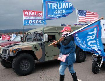 """Encuestador que predijo victoria de Trump en 2016 dice que volverá a ganar por los """"votantes tímidos"""""""
