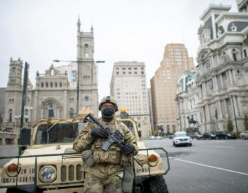 Despliegan a la Guardia Nacional en todo Estados Unidos en caso de disturbios postelectorales