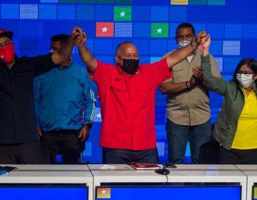 Candidatos del partido oficial de Venezuela ganan parlamento con 67,6% de votos