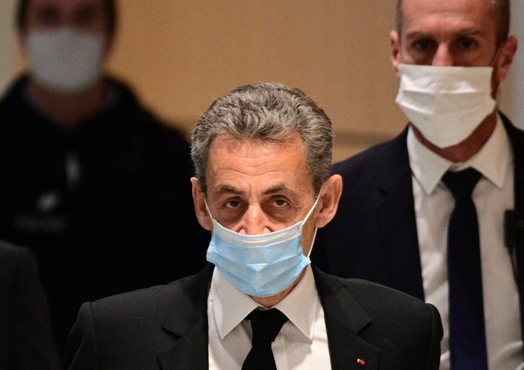 """""""No he cometido jamás el más mínimo acto de corrupción"""", afirma expresidente Sarkozy en juicio"""