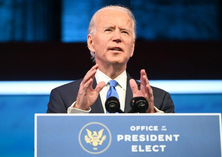"""Biden crítica a Trump: """"Es una posición extrema que nunca habíamos visto"""""""